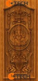 KTECH CNC Oak Doors Design 08
