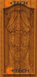 KTECH CNC Oak Doors Design 13