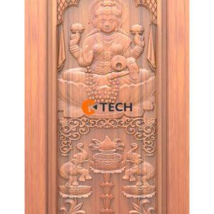 K-TECH CNC Doors Design 03