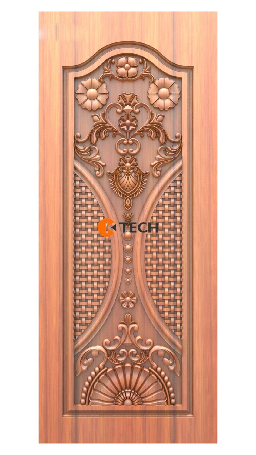 K-TECH CNC Doors Design 02