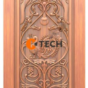 K-TECH CNC Doors Design 11