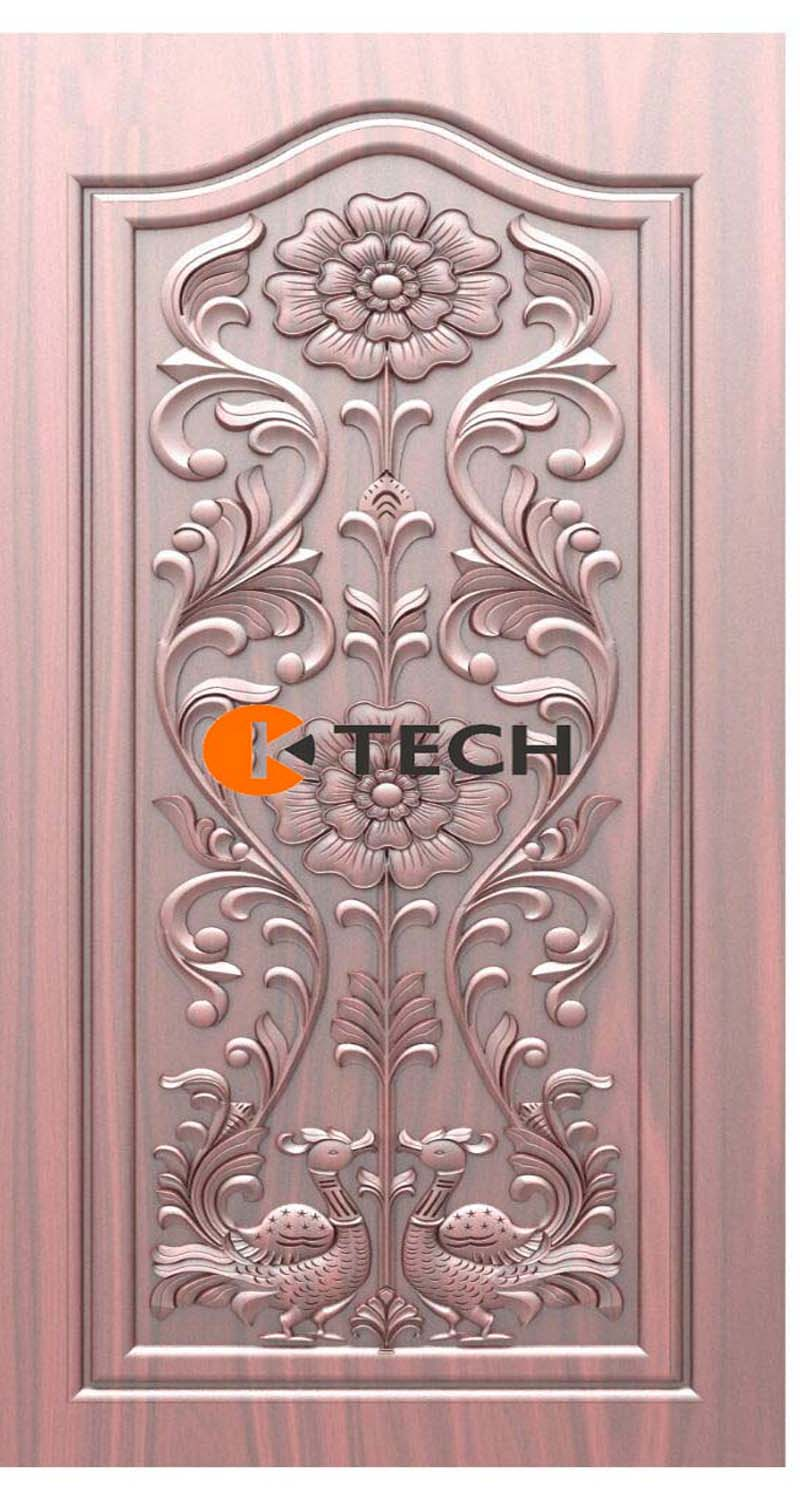 K-TECH CNC Doors Design 49