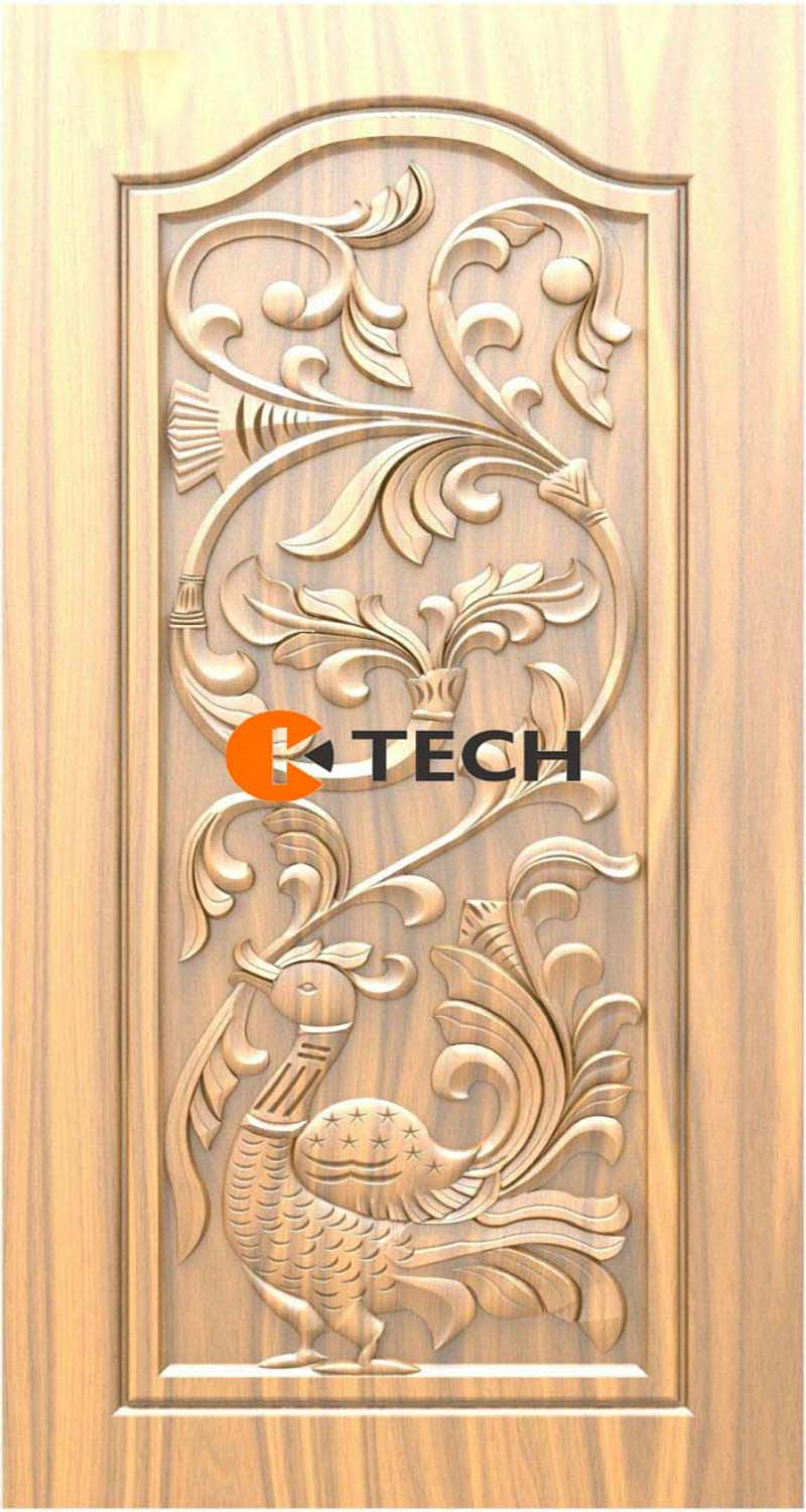 K-TECH CNC Doors Design 54