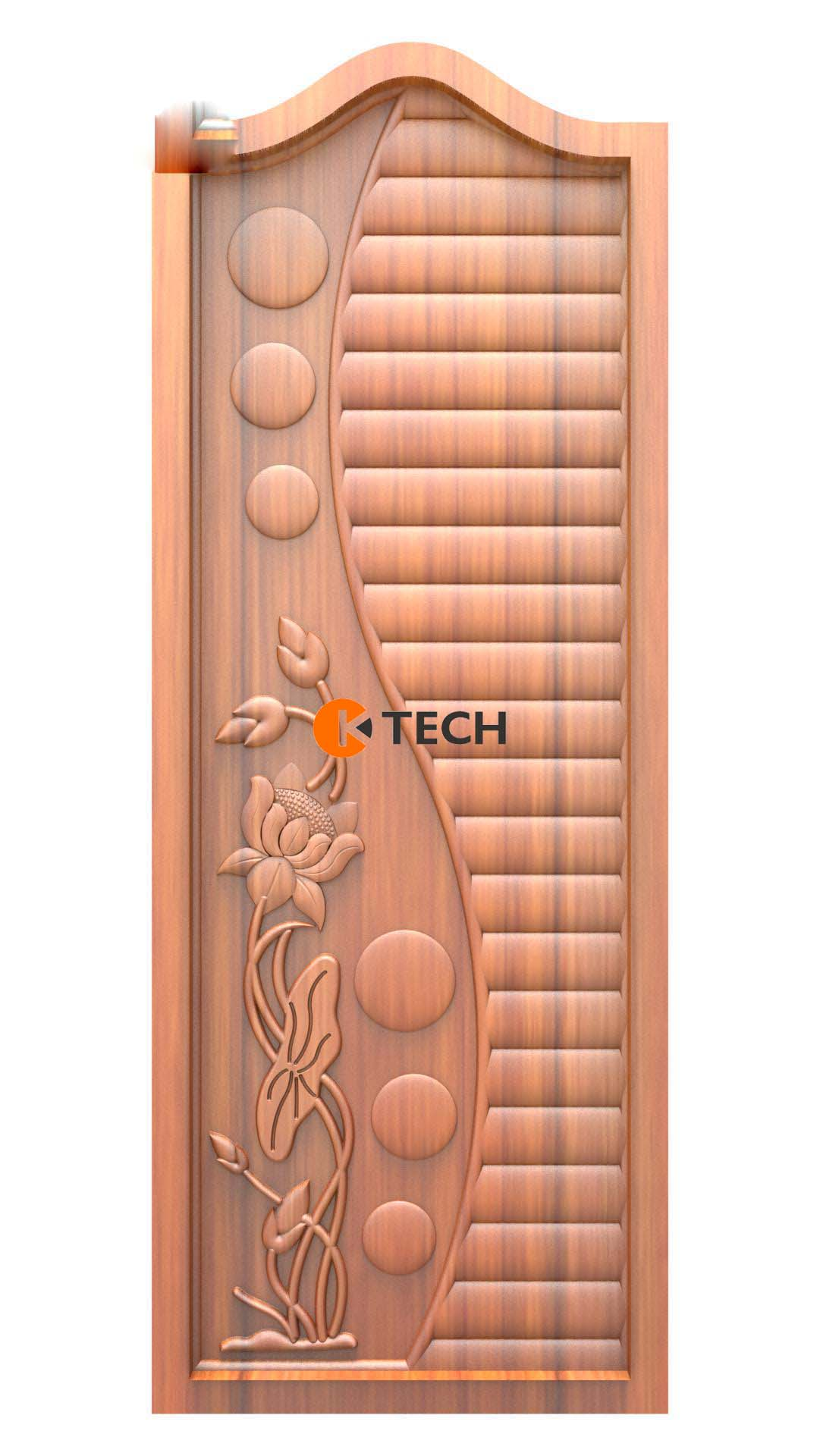 K-TECH CNC Doors Design 62