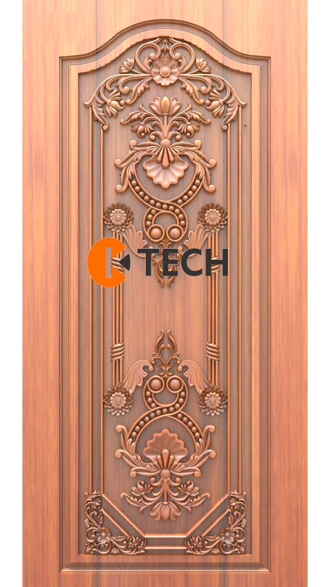 K-TECH CNC Doors Design 13