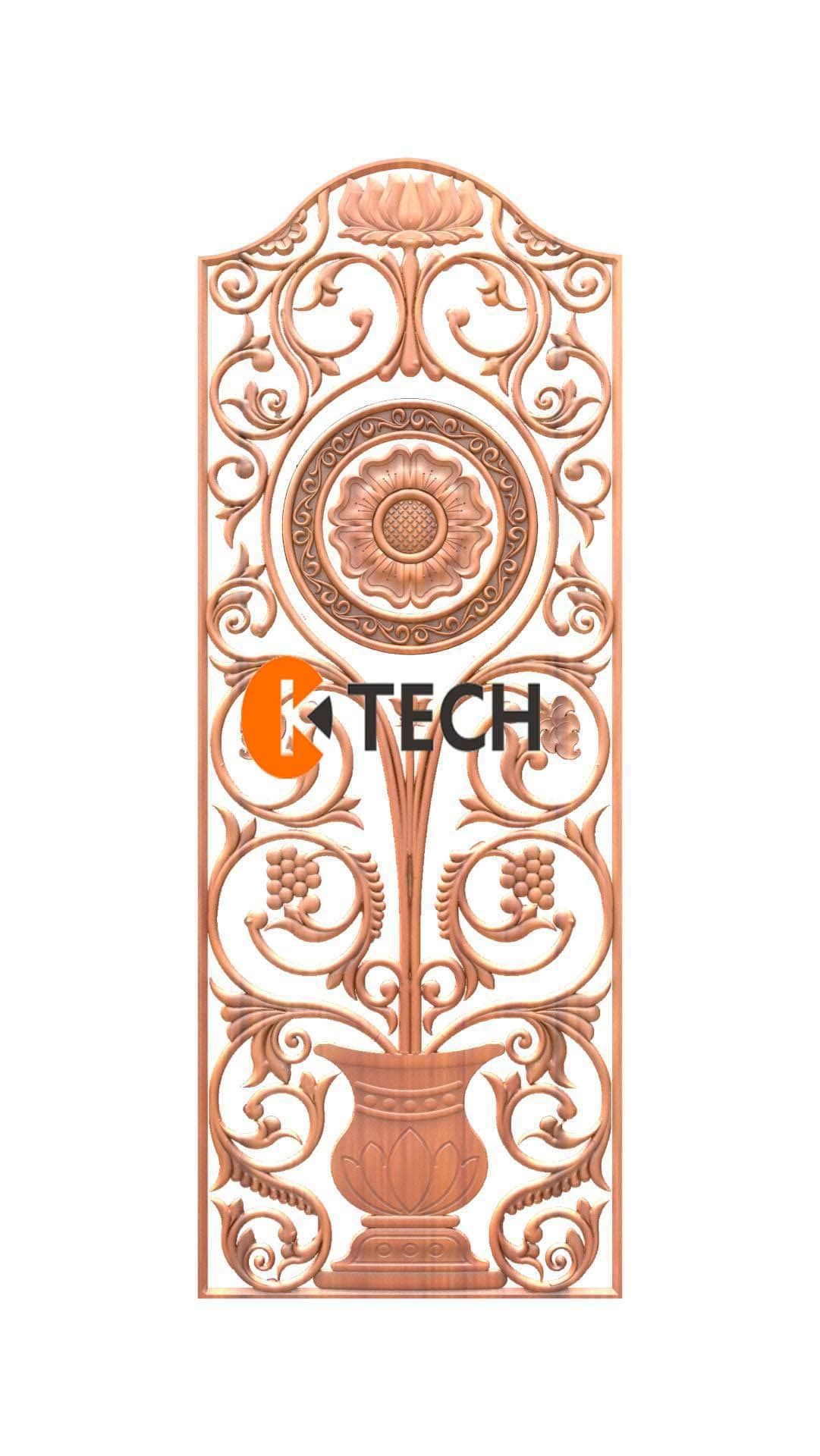 K-TECH CNC Doors Design 14