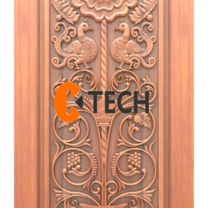K-TECH CNC Doors Design 15