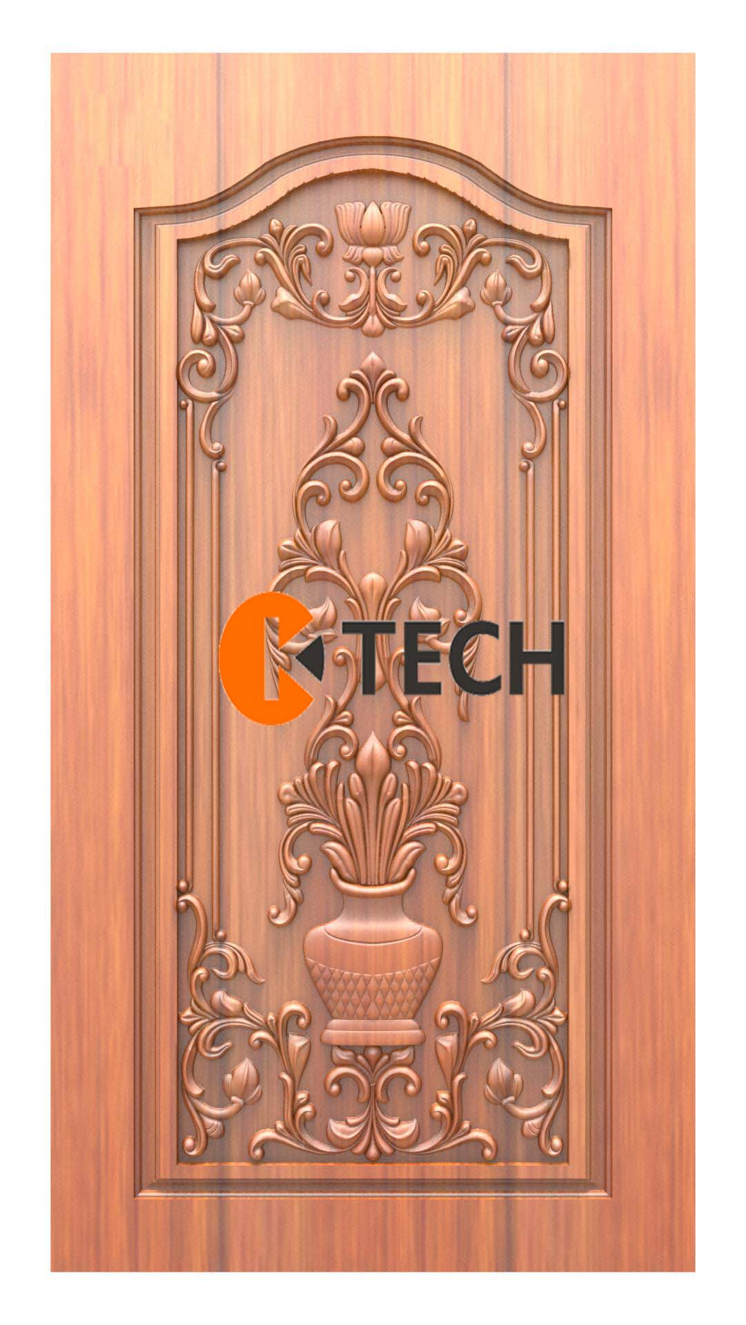 K-TECH CNC Doors Design 17