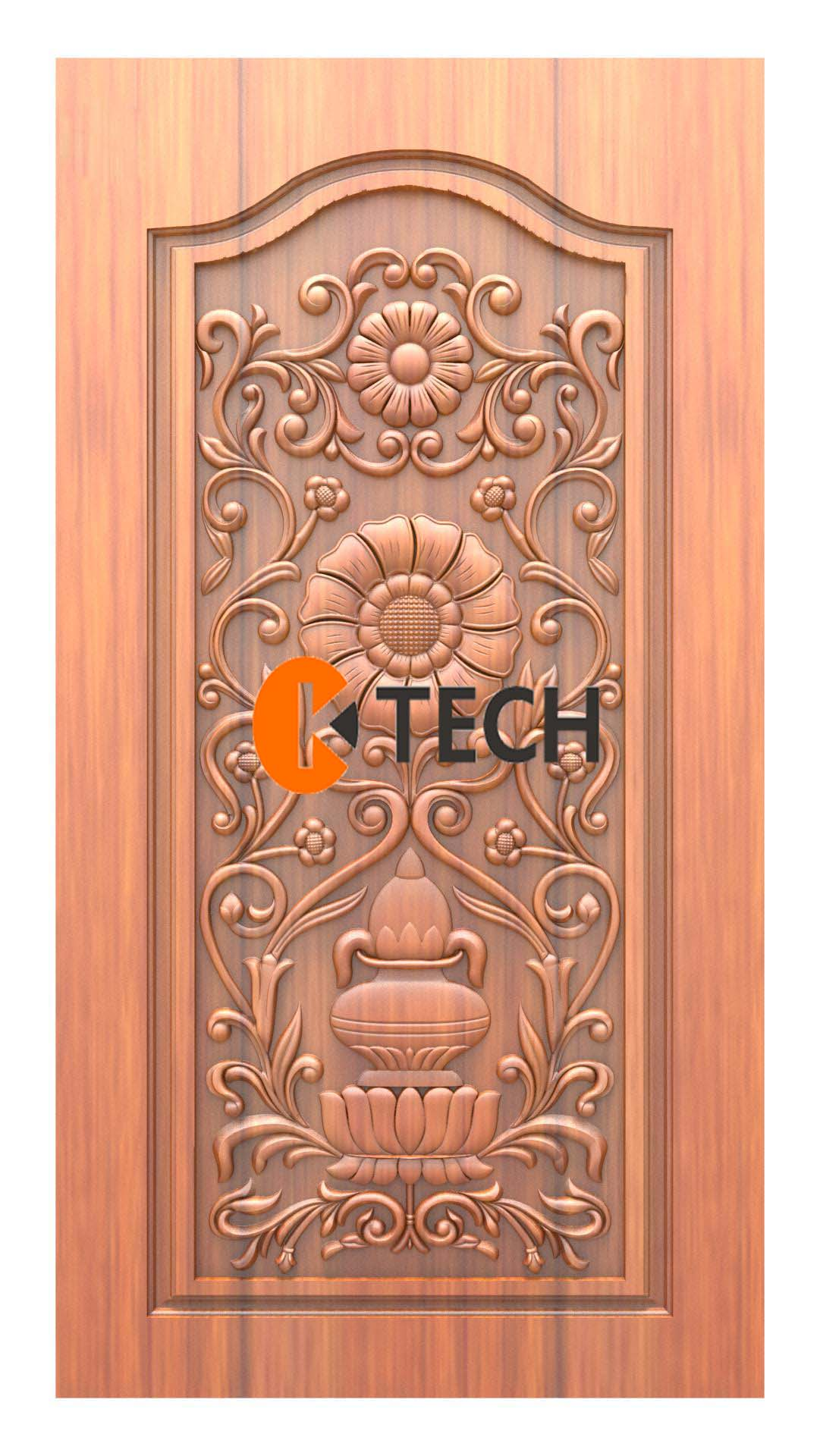 K-TECH CNC Doors Design 18
