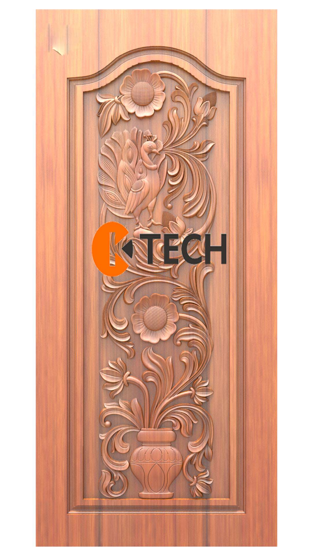 K-TECH CNC Doors Design 19