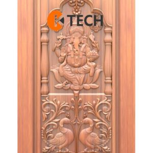 K-TECH CNC Doors Design 21