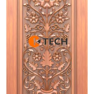 K-TECH CNC Doors Design 22