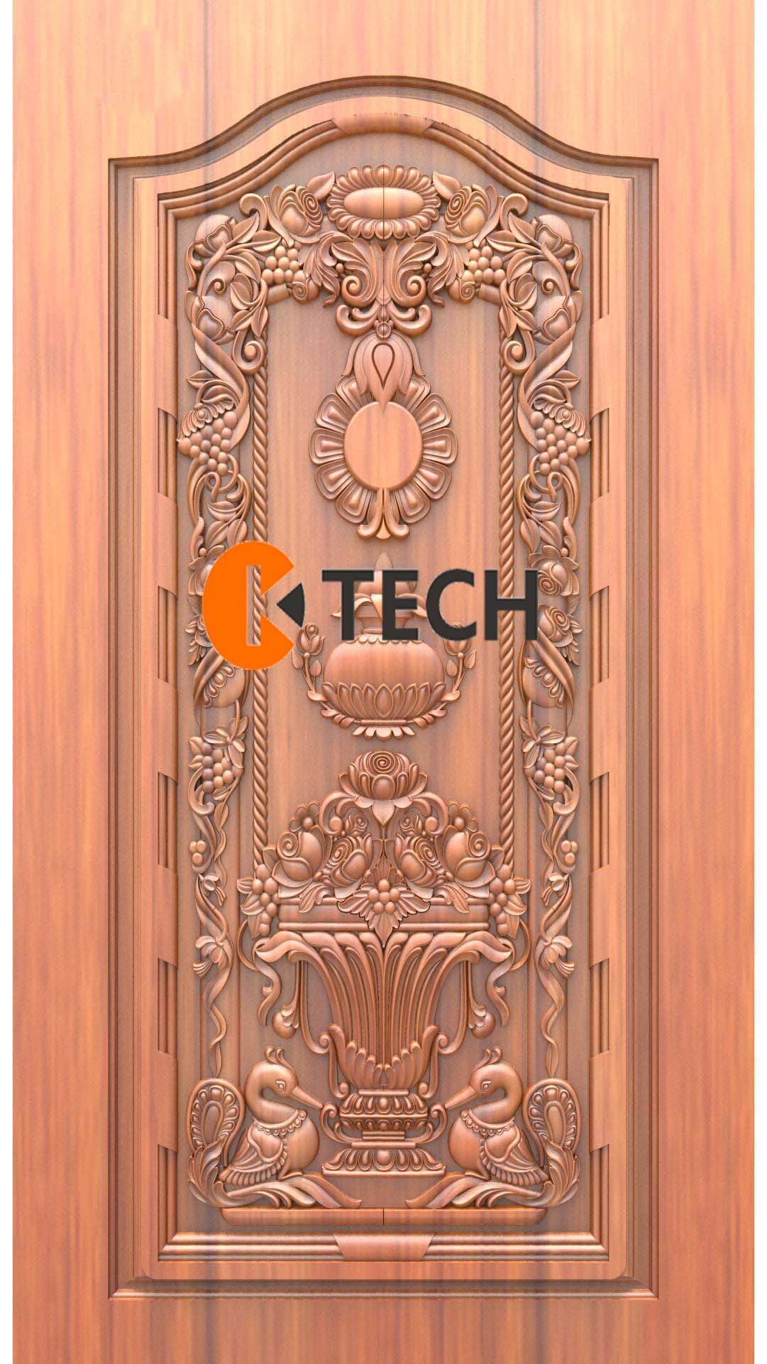 K-TECH CNC Doors Design 27