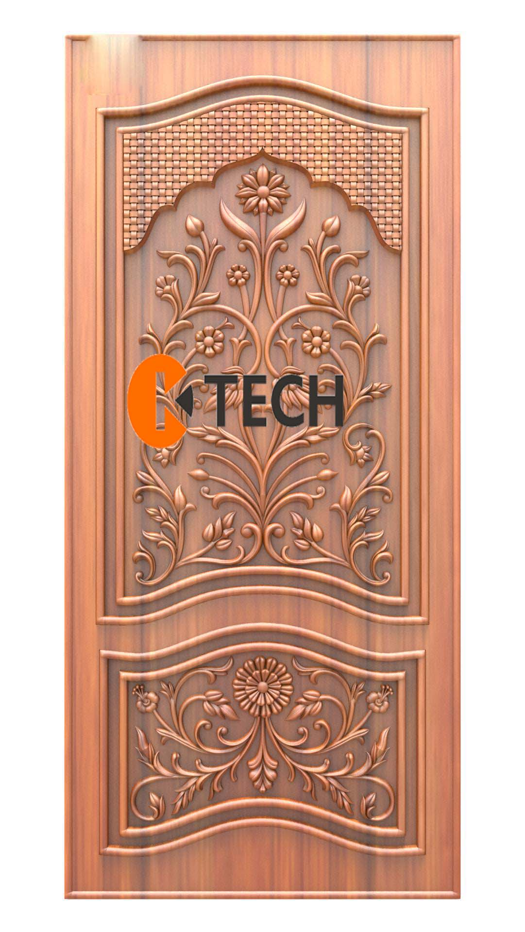 K-TECH CNC Doors Design 28
