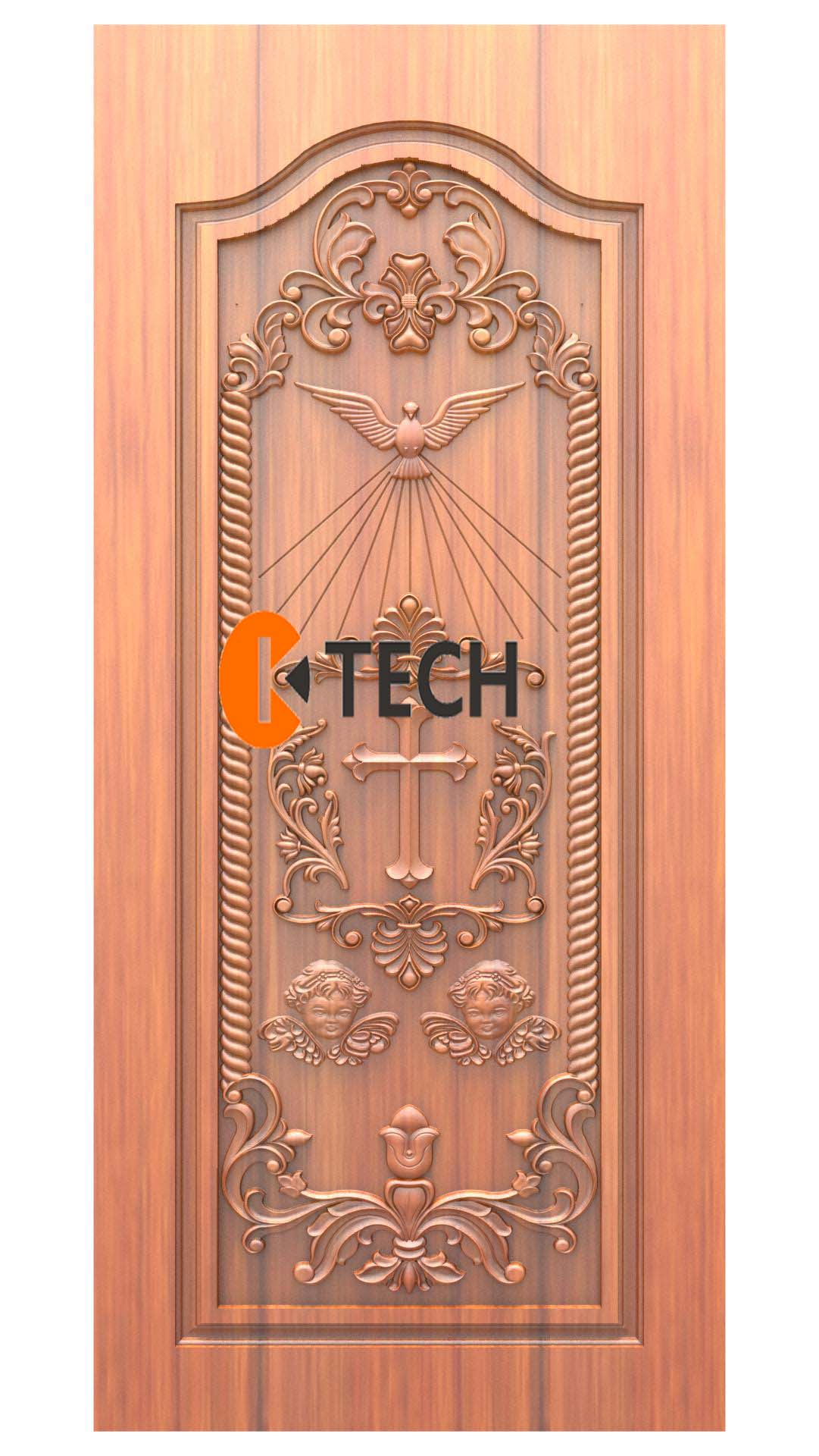 K-TECH CNC Doors Design 29