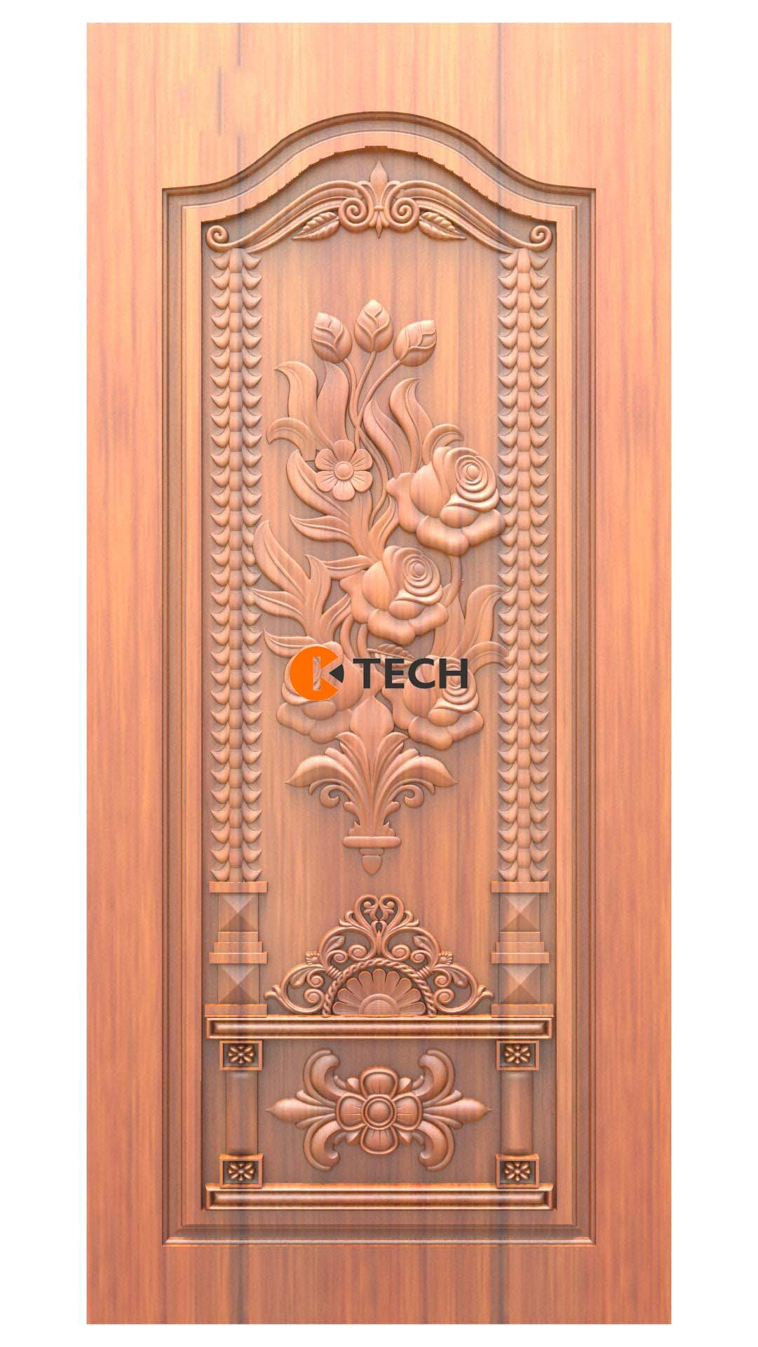 K-TECH CNC Doors Design 30