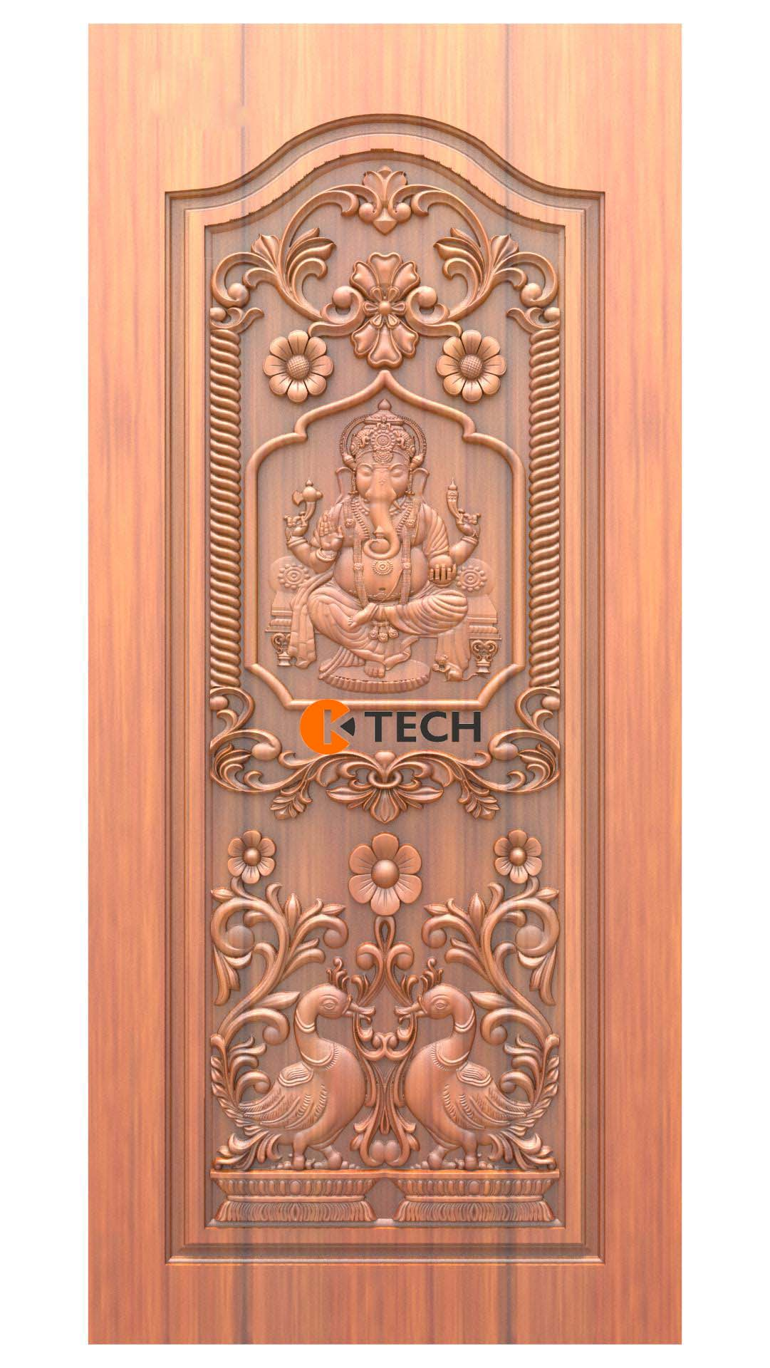K-TECH CNC Doors Design 31