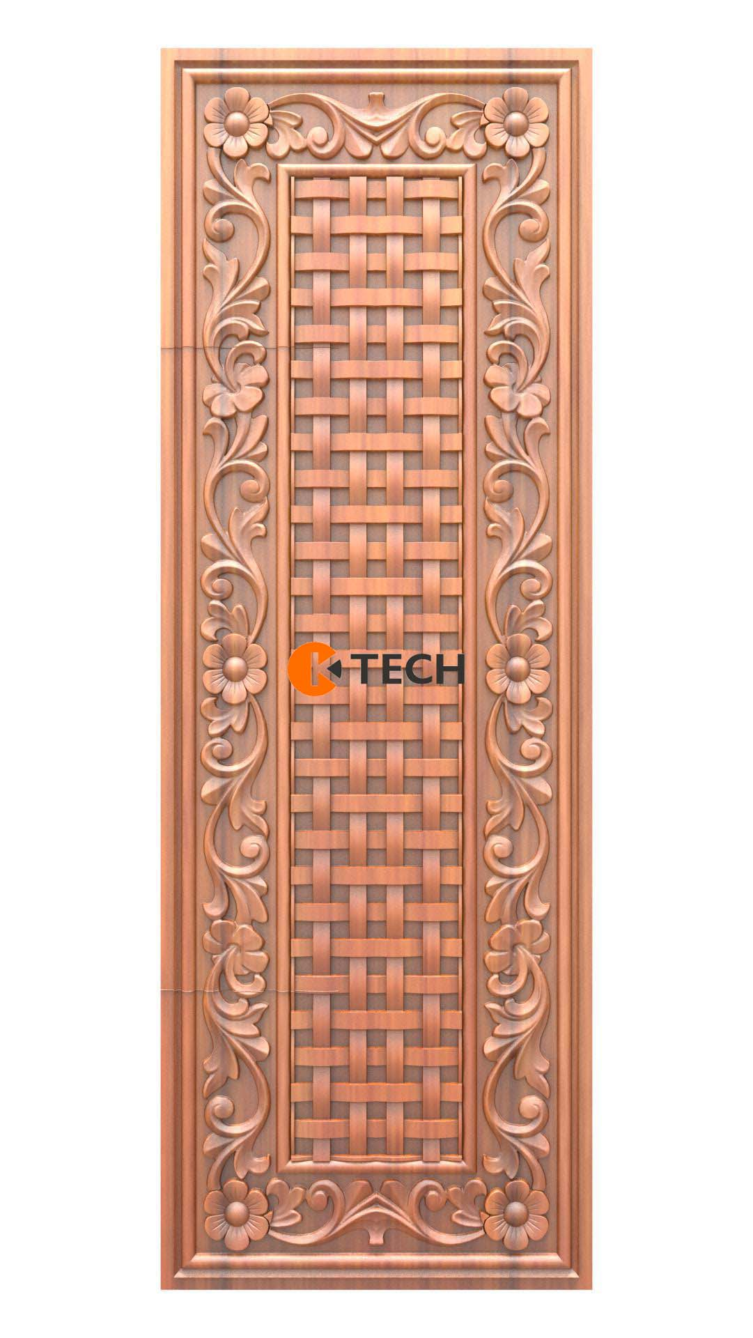 K-TECH CNC Doors Design 32
