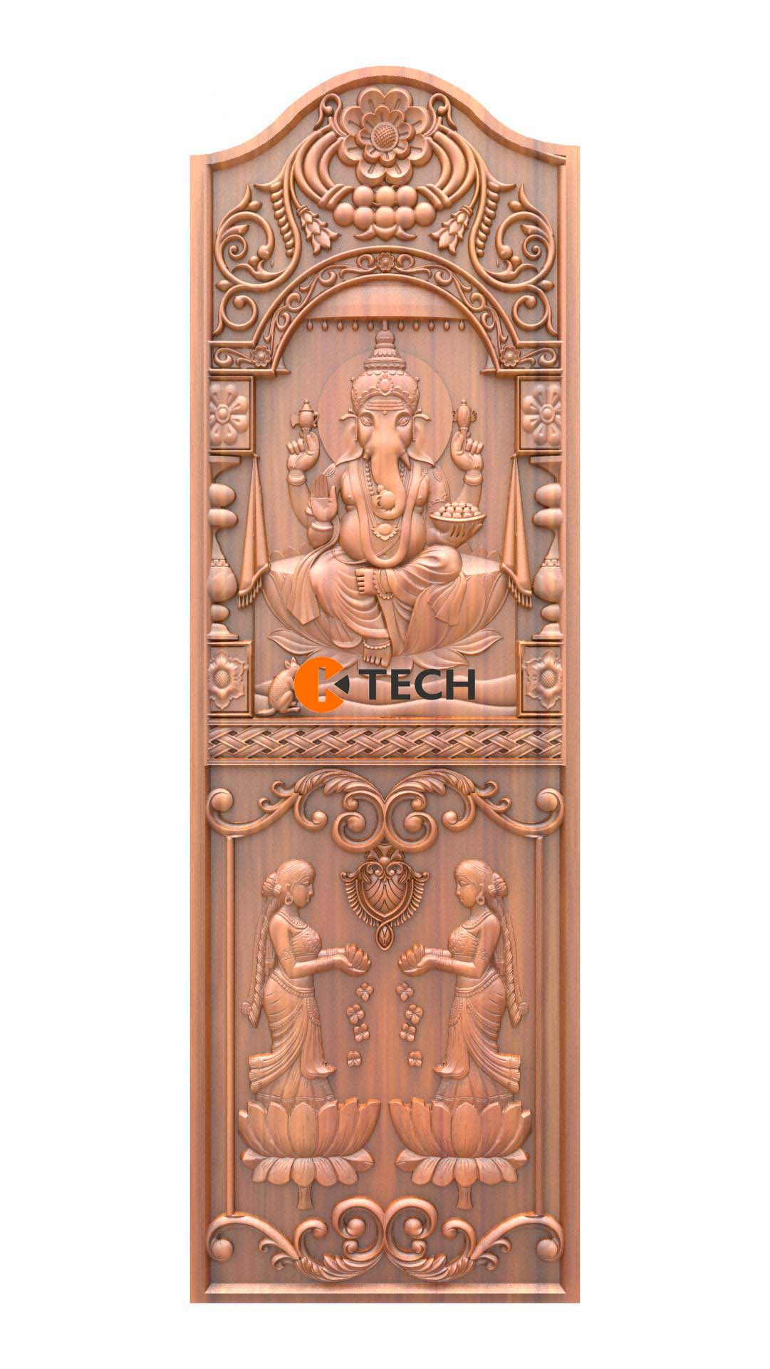 K-TECH CNC Doors Design 33