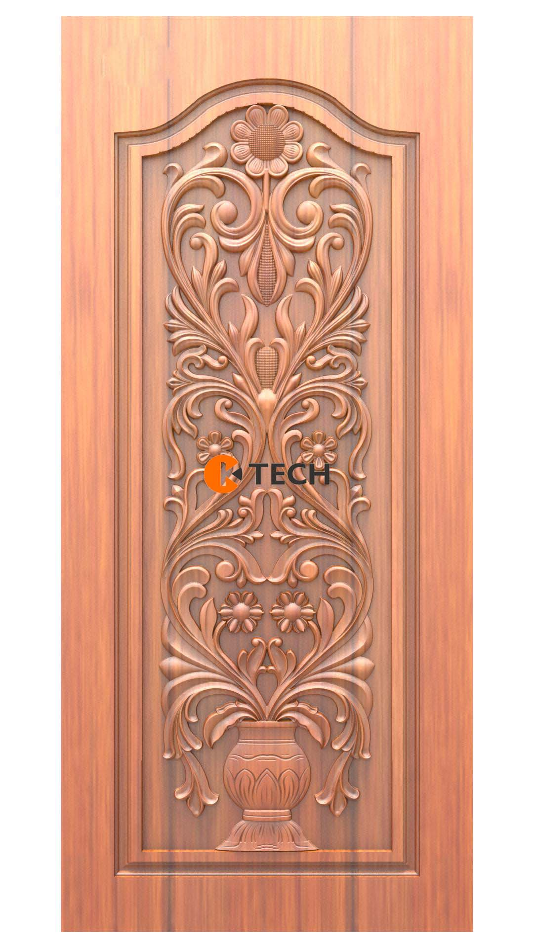 K-TECH CNC Doors Design 34