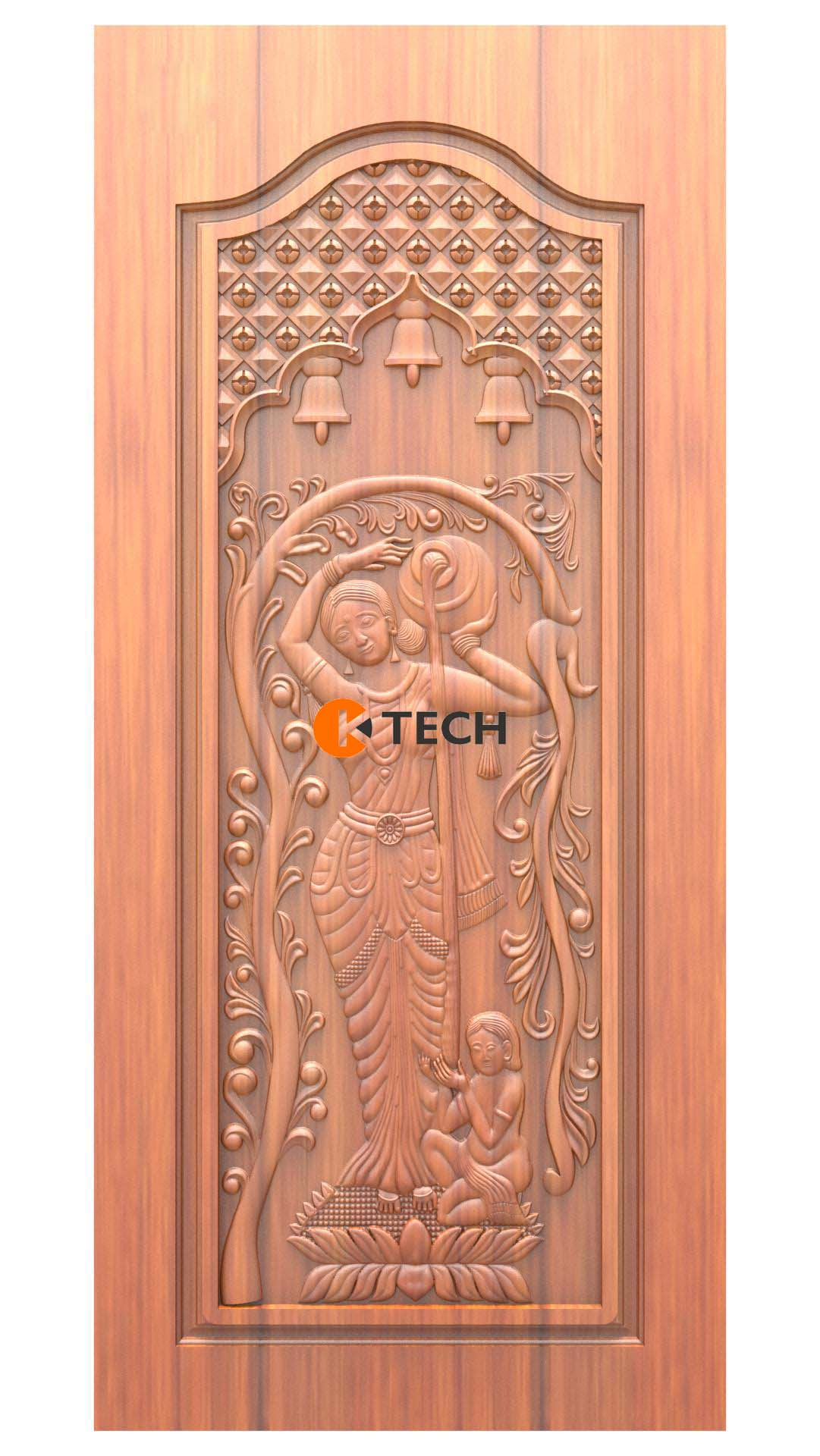 K-TECH CNC Doors Design 35