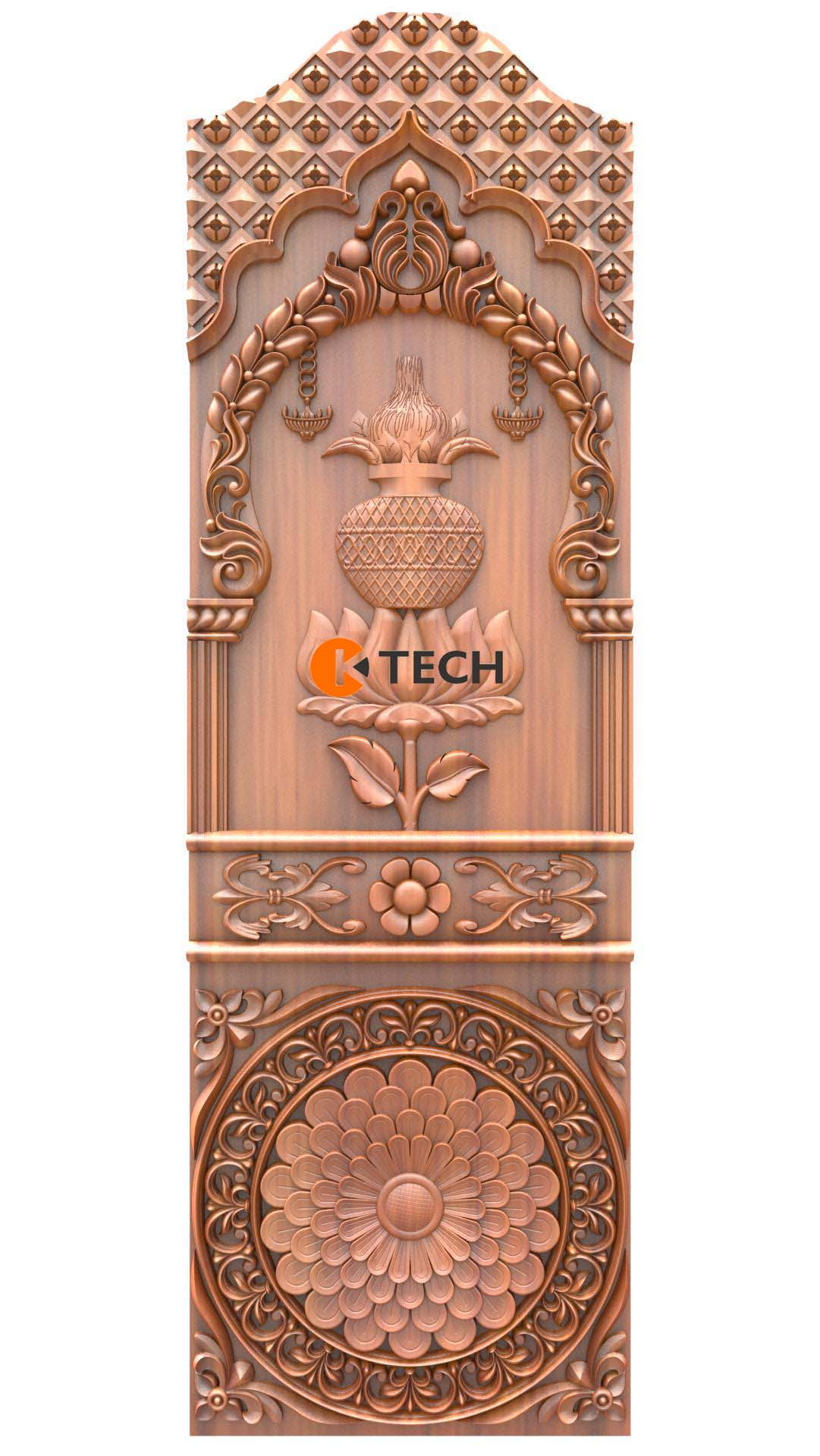 K-TECH CNC Doors Design 36