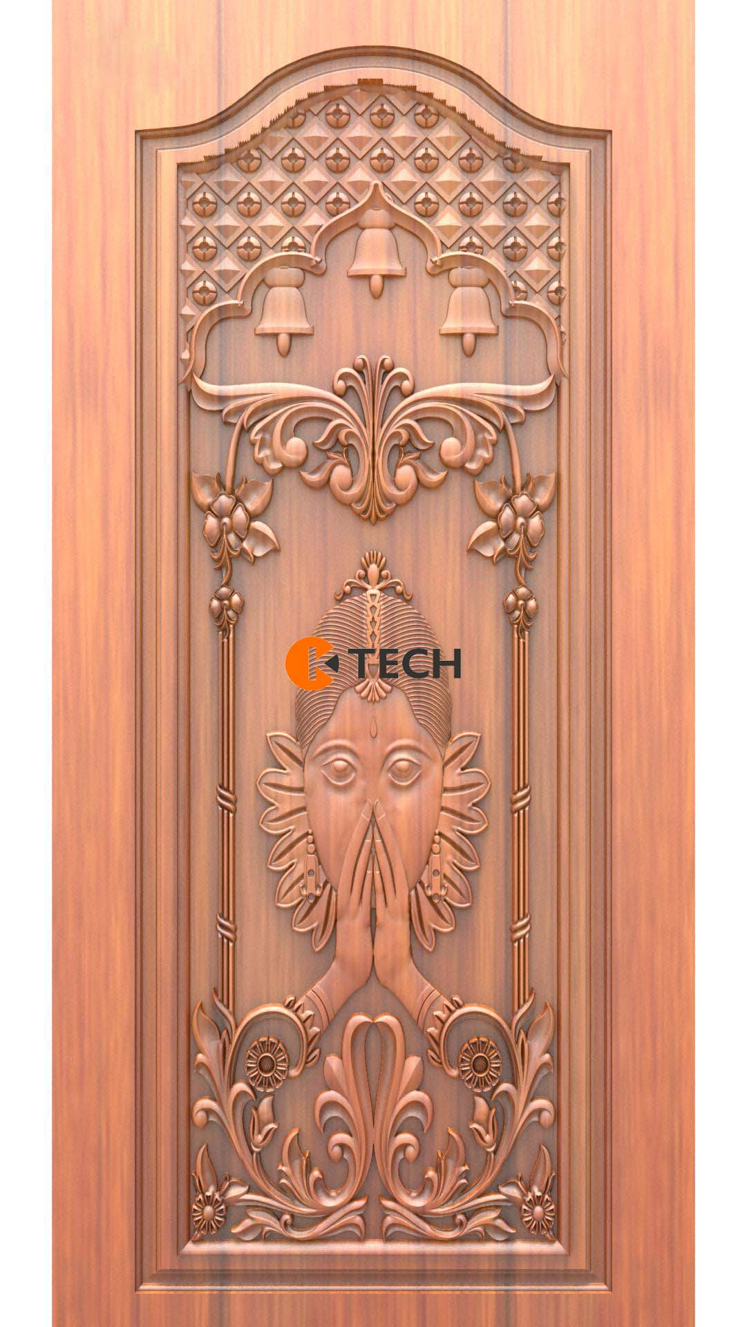 K-TECH CNC Doors Design 38