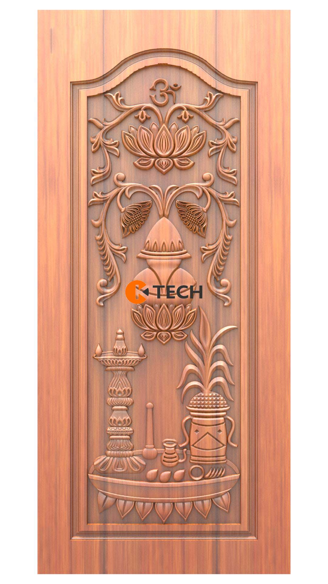 K-TECH CNC Doors Design 39