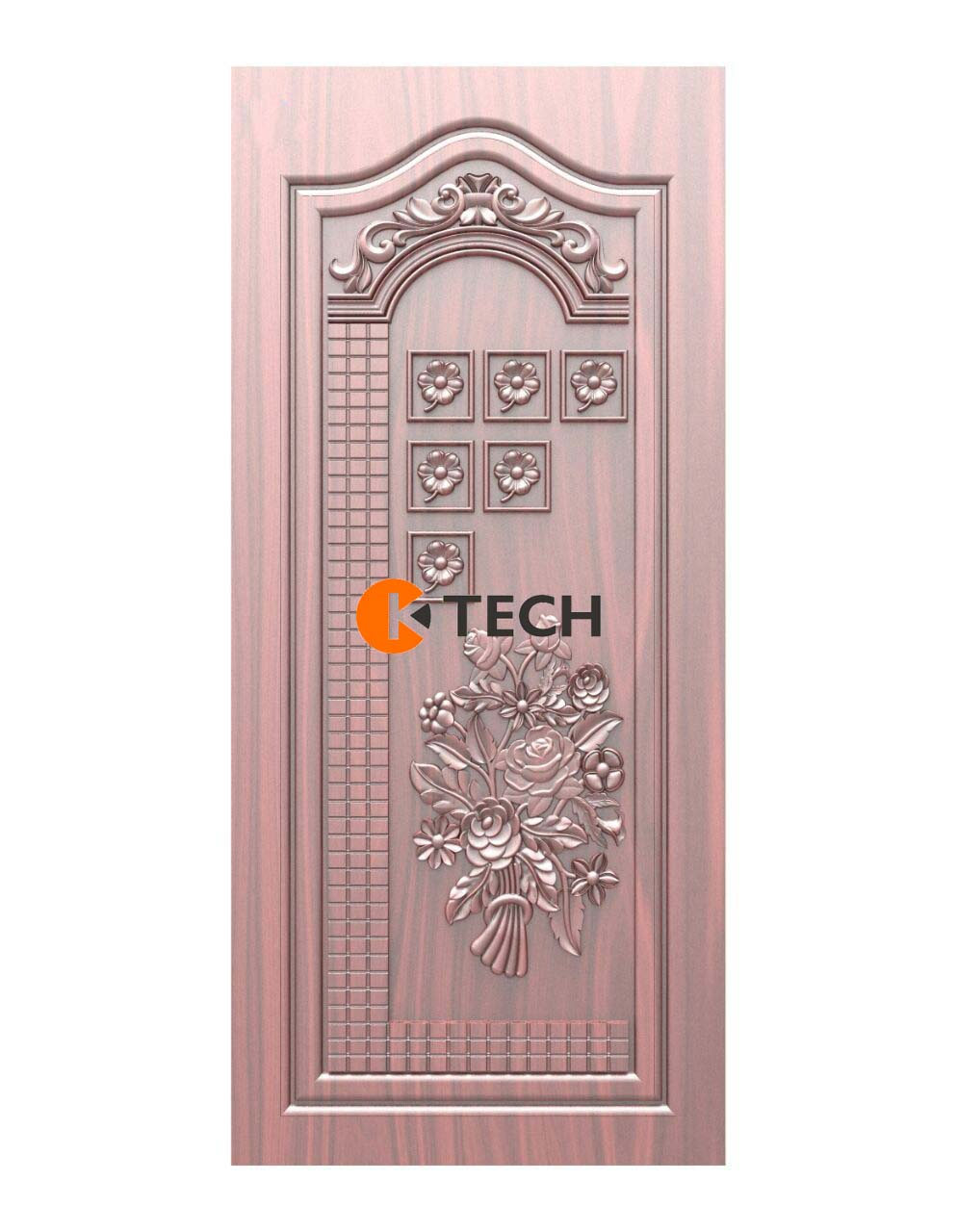 K-TECH CNC Doors Design 40