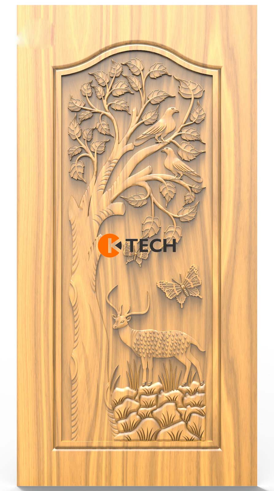 K-TECH CNC Doors Design 57