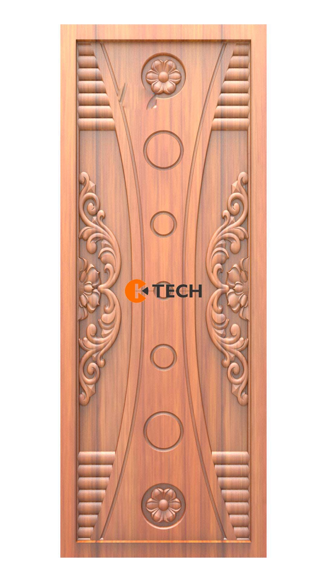 K-TECH CNC Doors Design 60