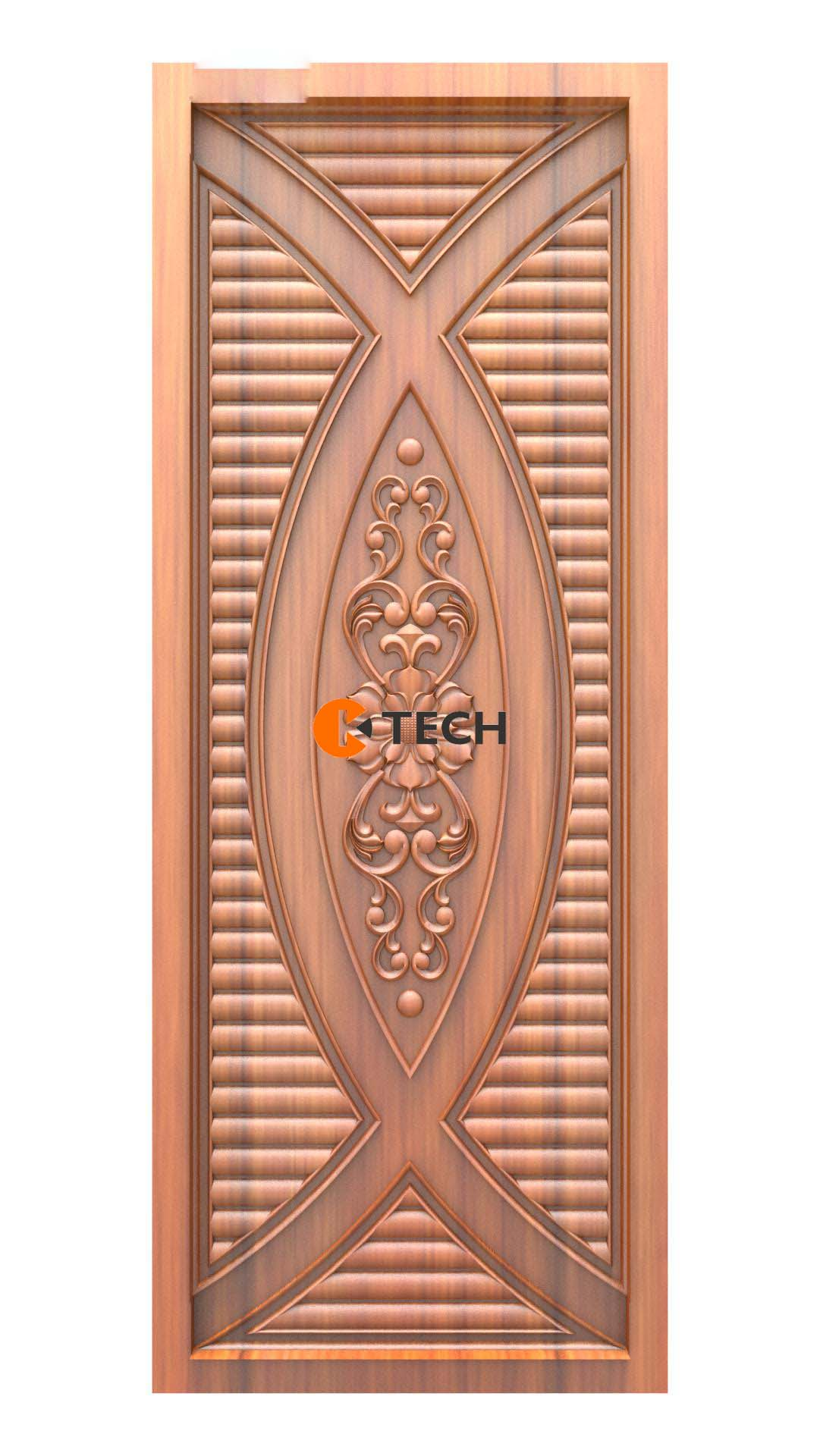 K-TECH CNC Doors Design 61