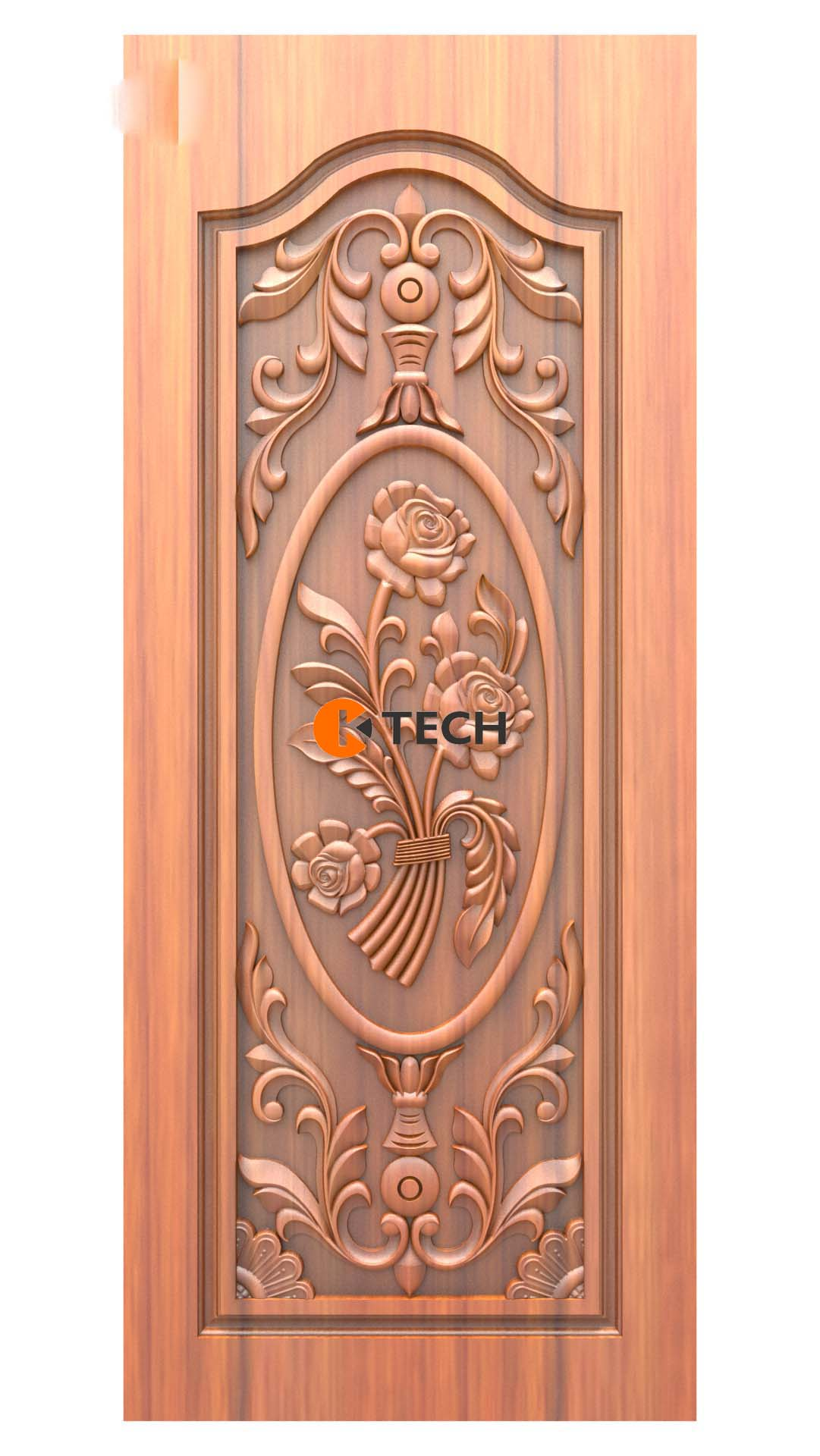 K-TECH CNC Doors Design 63