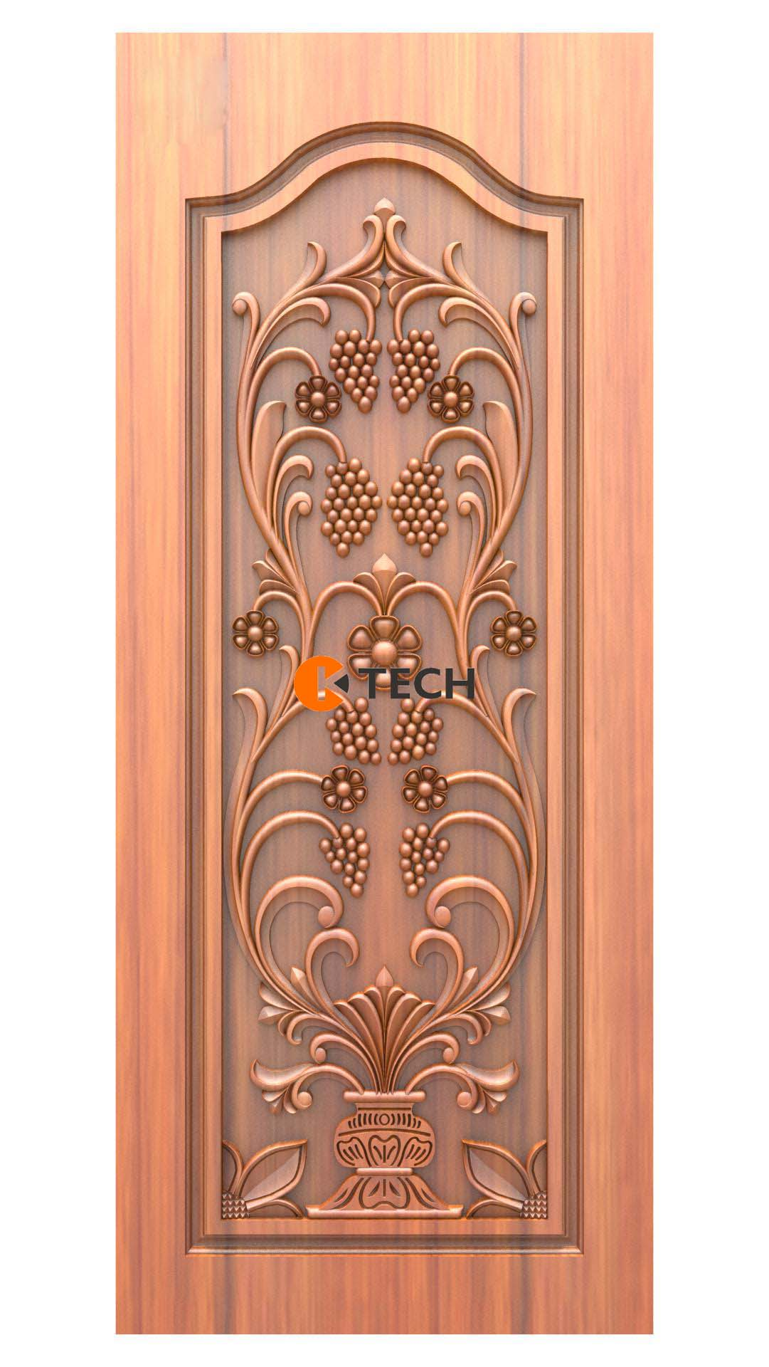K-TECH CNC Doors Design 64