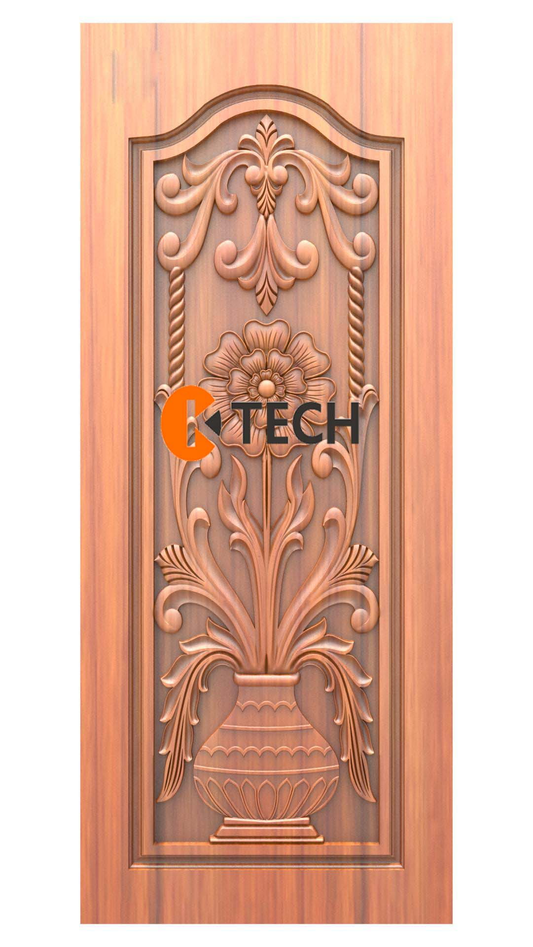 K-TECH CNC Doors Design 67