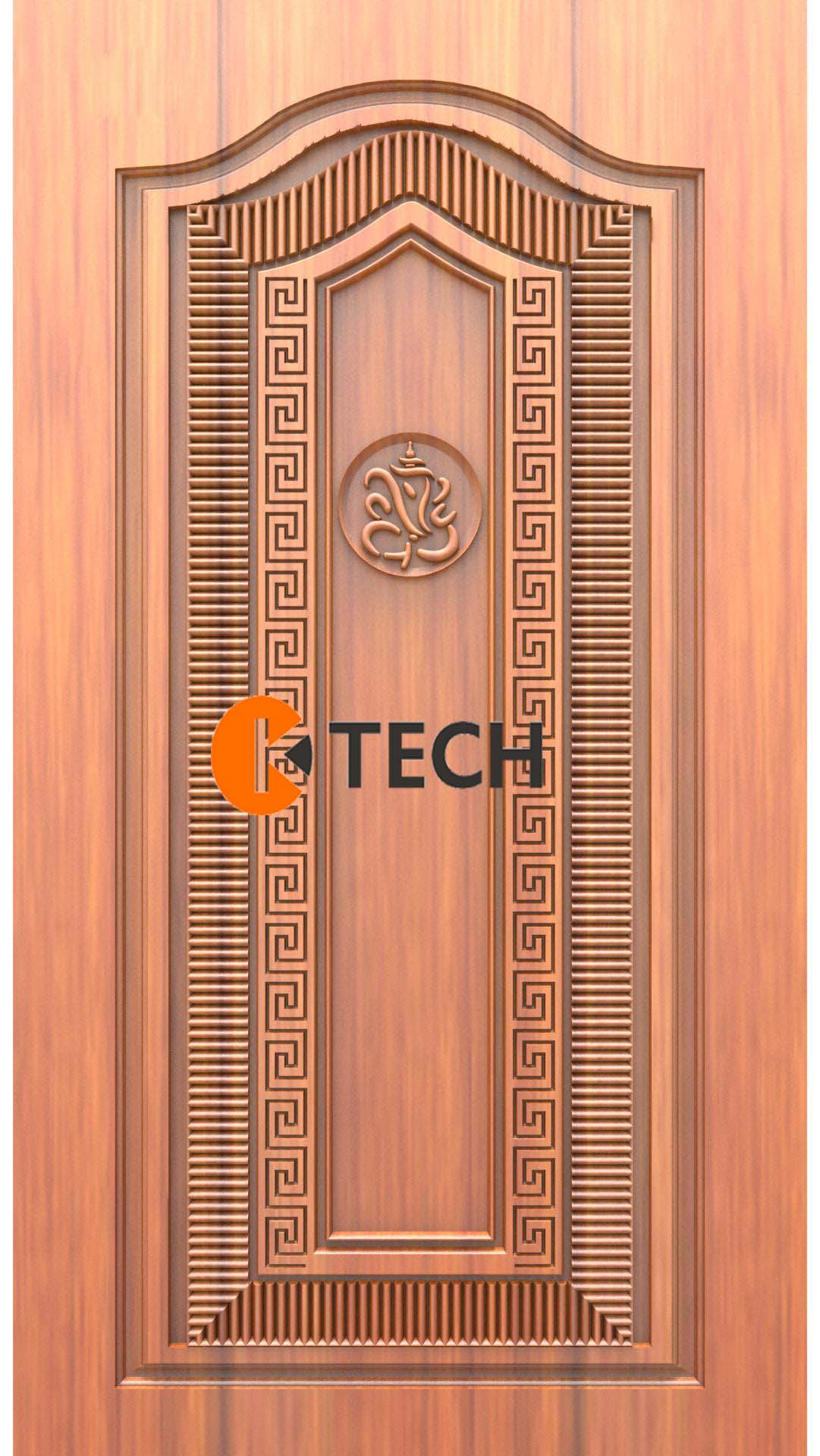 K-TECH CNC Doors Design 68