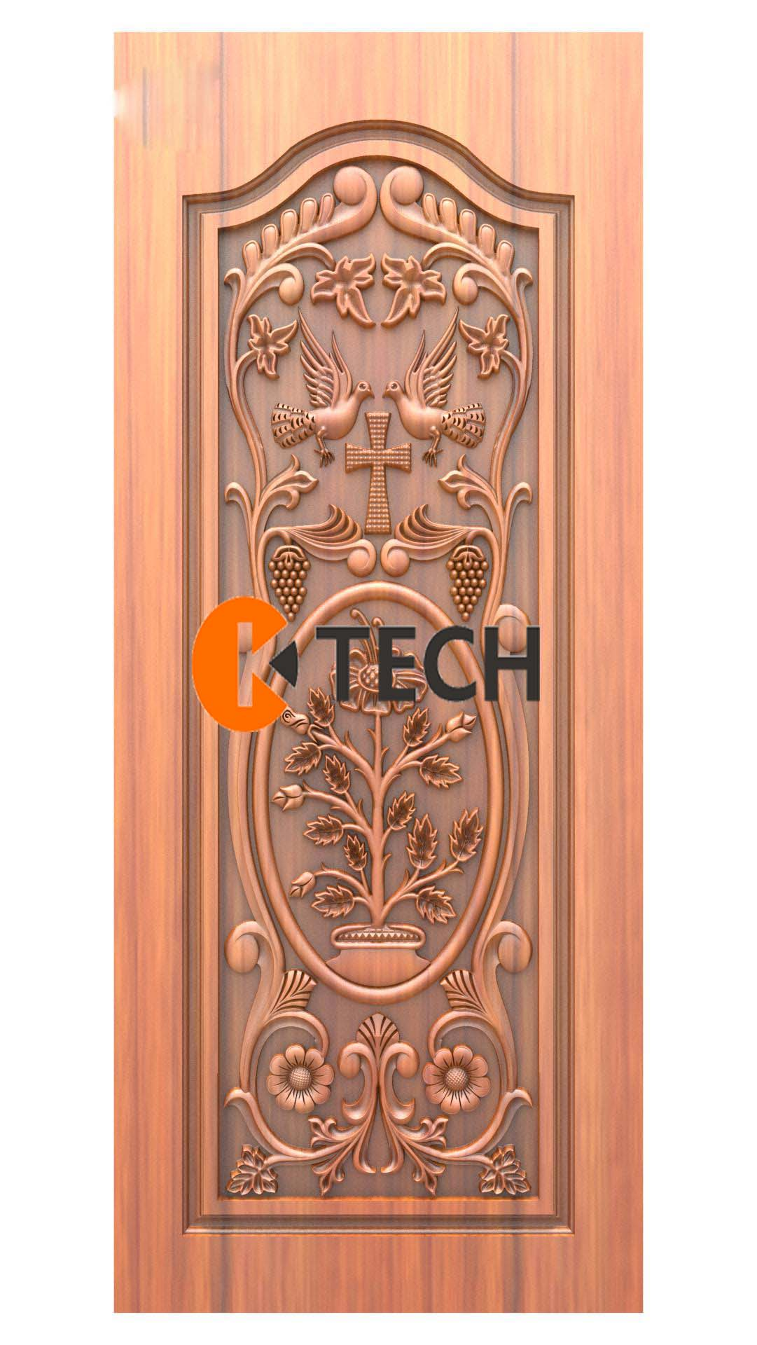 K-TECH CNC Doors Design 69