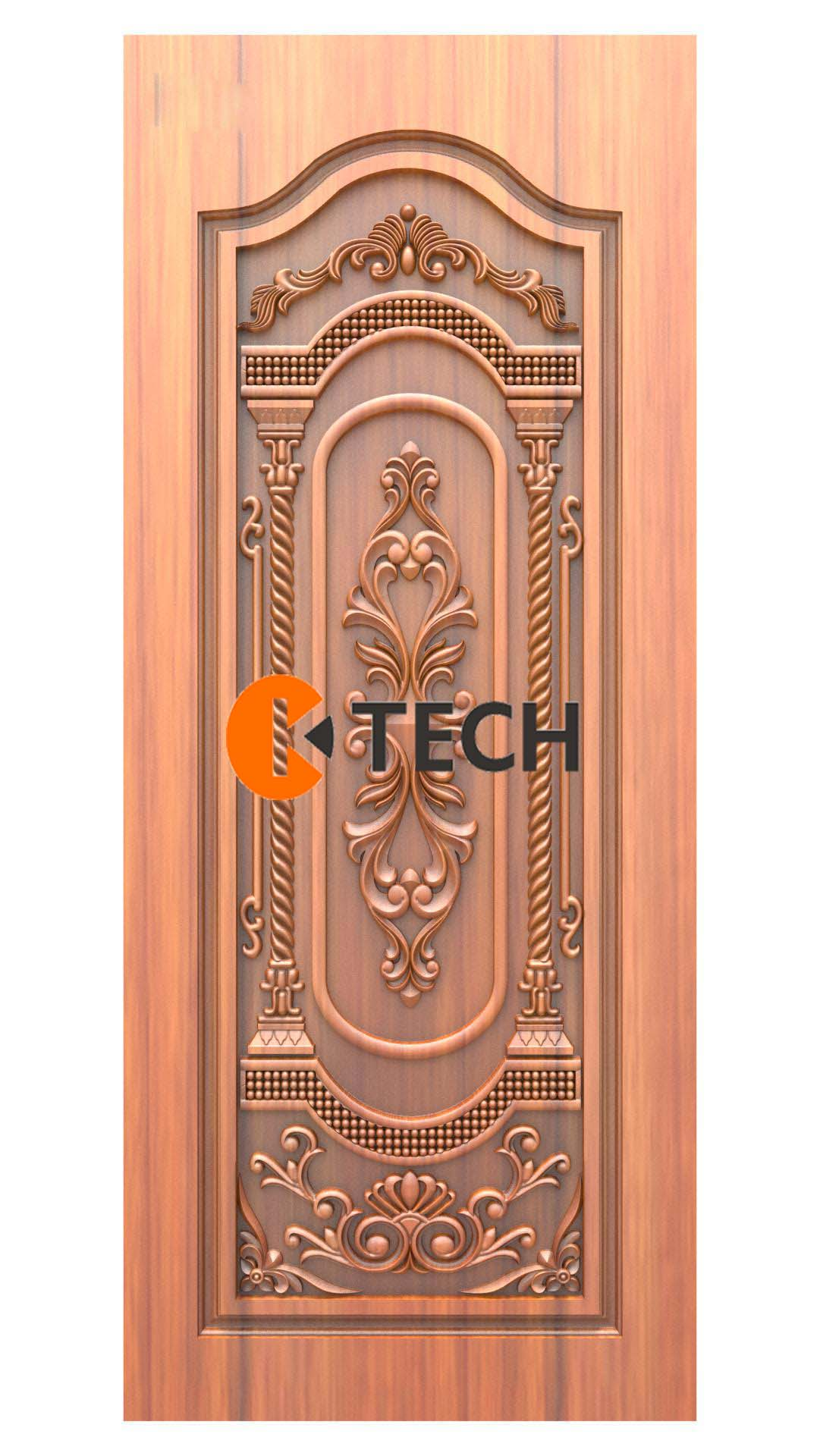 K-TECH CNC Doors Design 70