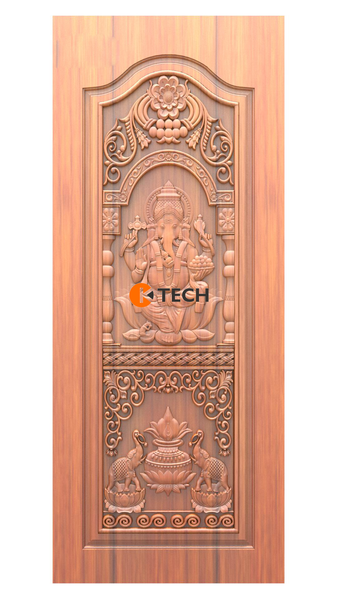K-TECH CNC Doors Design 05