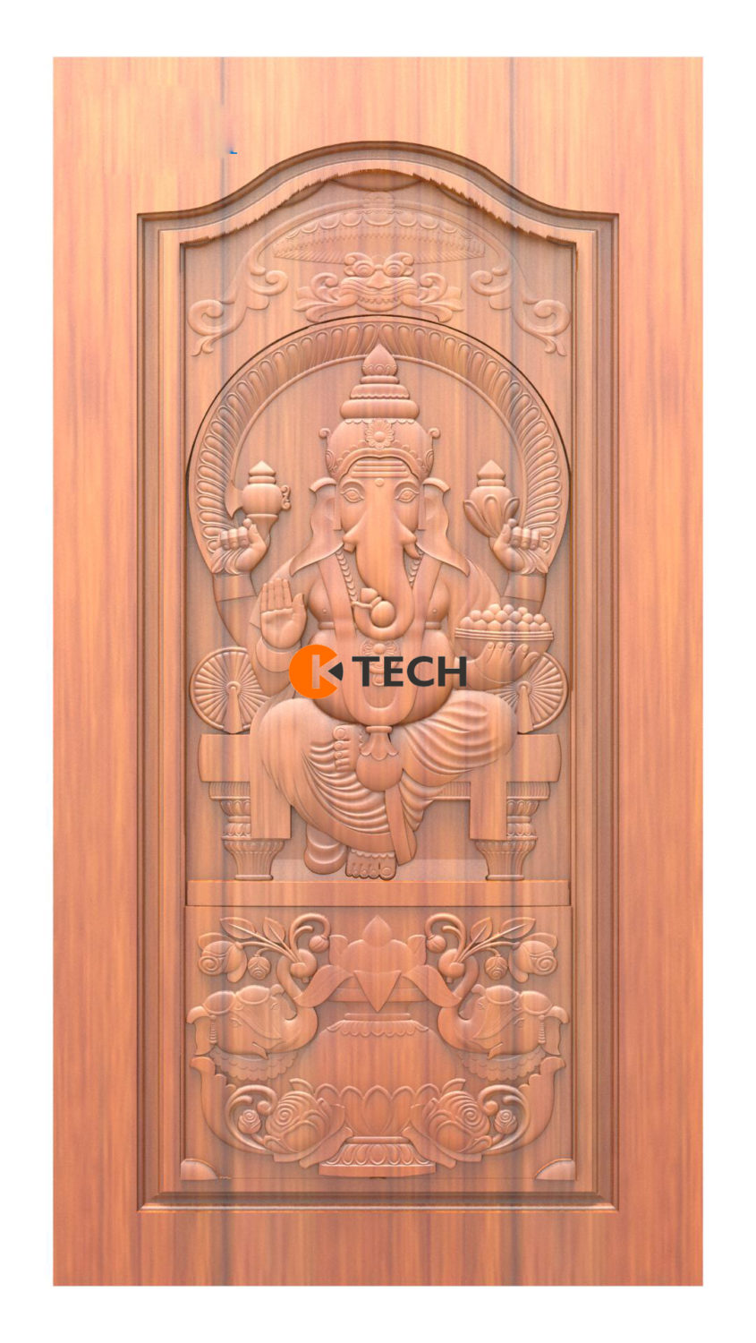 K-TECH CNC Doors Design 06