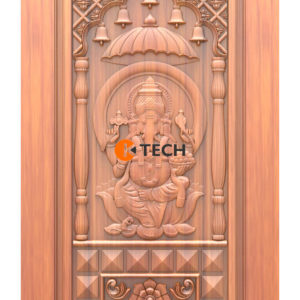 K-TECH CNC Doors Design 04