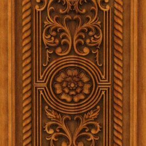 K-TECH CNC Oak Door Design 06