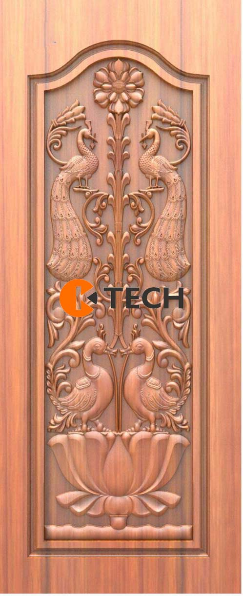 K-TECH CNC Doors Design 102