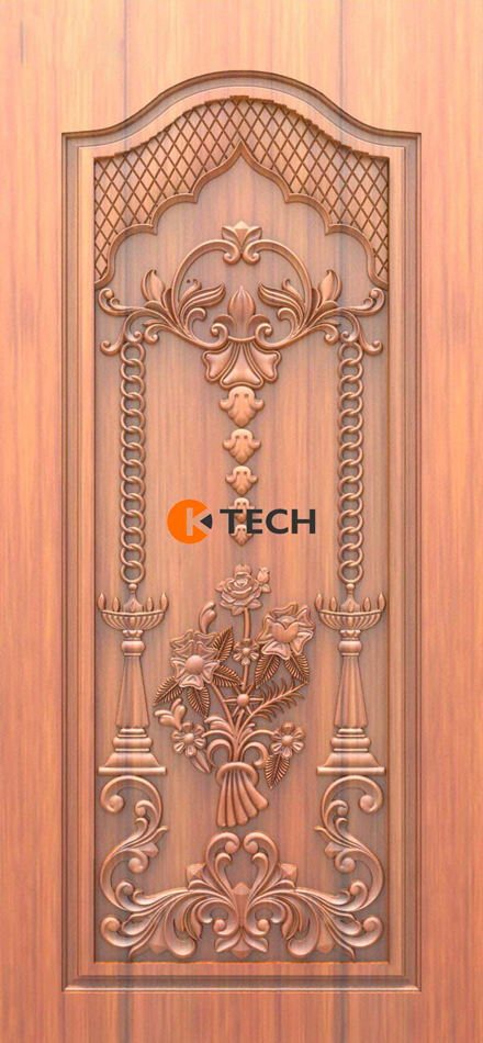 K-TECH CNC Doors Design 107