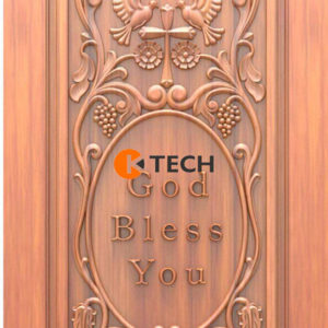 K-TECH CNC Doors Design 108