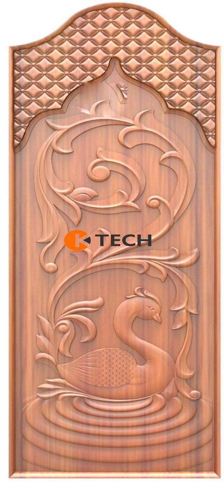 K-TECH CNC Doors Design 116