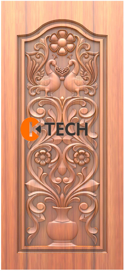 K-TECH CNC Doors Design 117