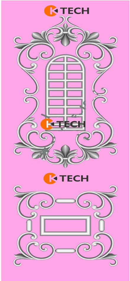 K-TECH CNC Elite Door Design 12