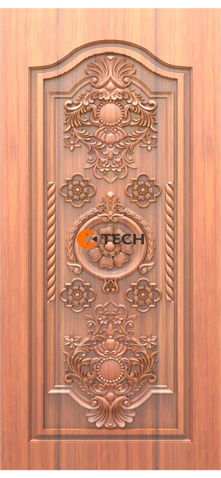 K-TECH CNC Doors Design 122