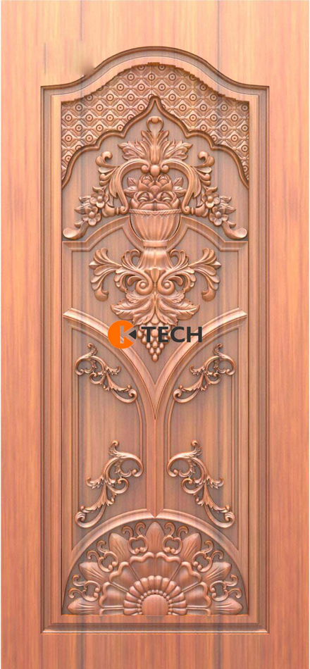 K-TECH CNC Doors Design 125